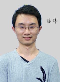 社科赛斯数学讲师陈伟