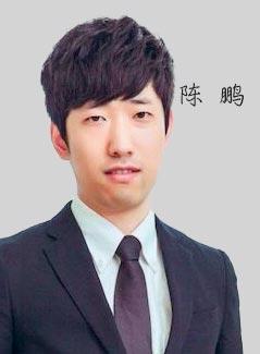 社科赛斯英语讲师陈鹏