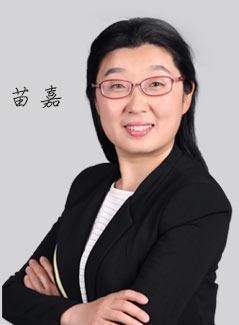 社科赛斯英语教师苗嘉